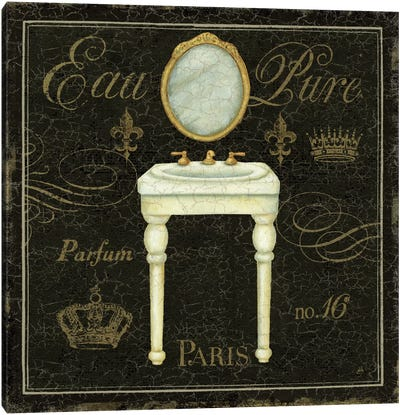 Bain De Luxe IV  Canvas Art Print