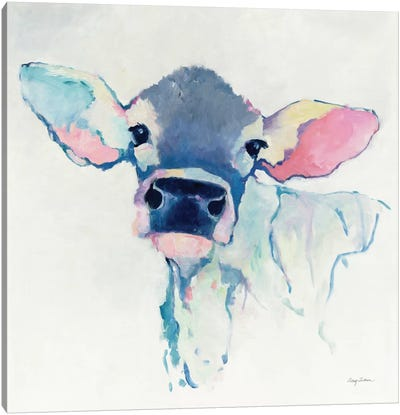 Bessie Canvas Art Print