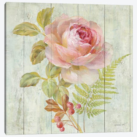 Natural Flora I Canvas Print #WAC4053} by Danhui Nai Canvas Wall Art