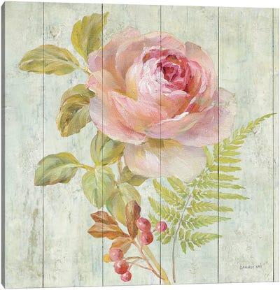 Natural Flora I Canvas Art Print