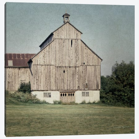 Neutral Country IV Crop Canvas Print #WAC4059} by Elizabeth Urquhart Canvas Art