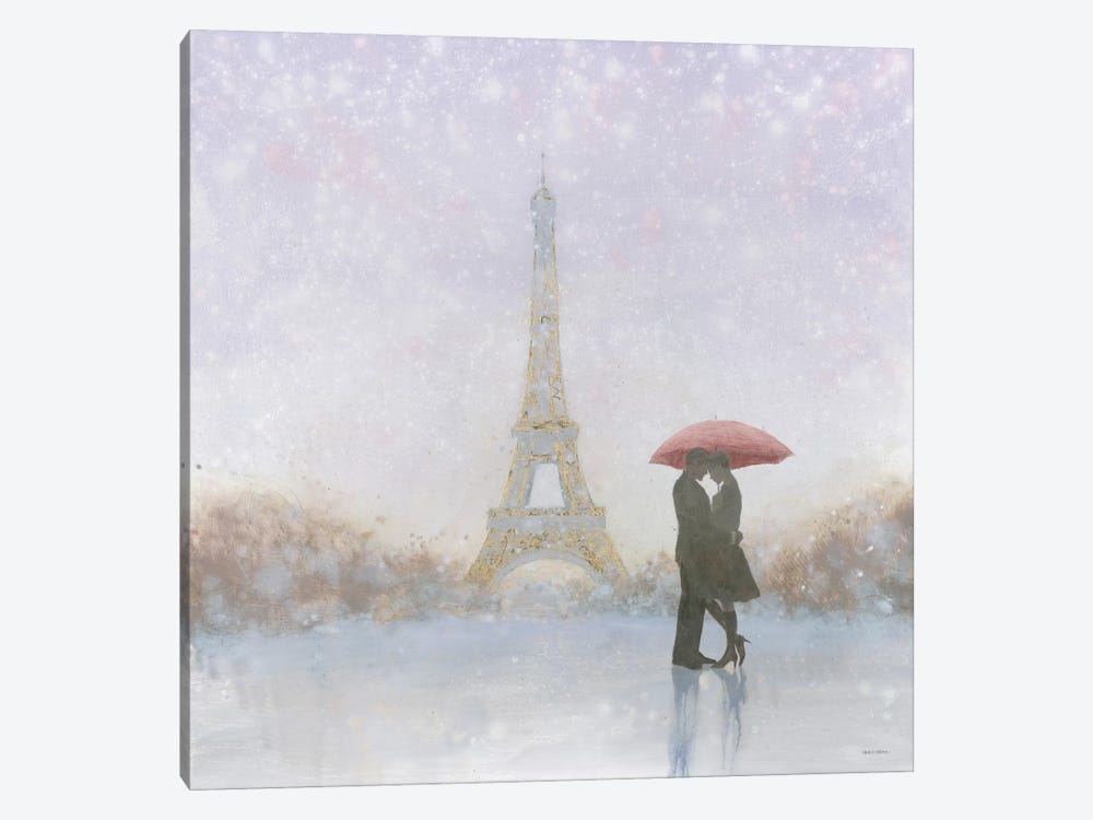 Eiffel Romance by Marco Fabiano 1-piece Canvas Art
