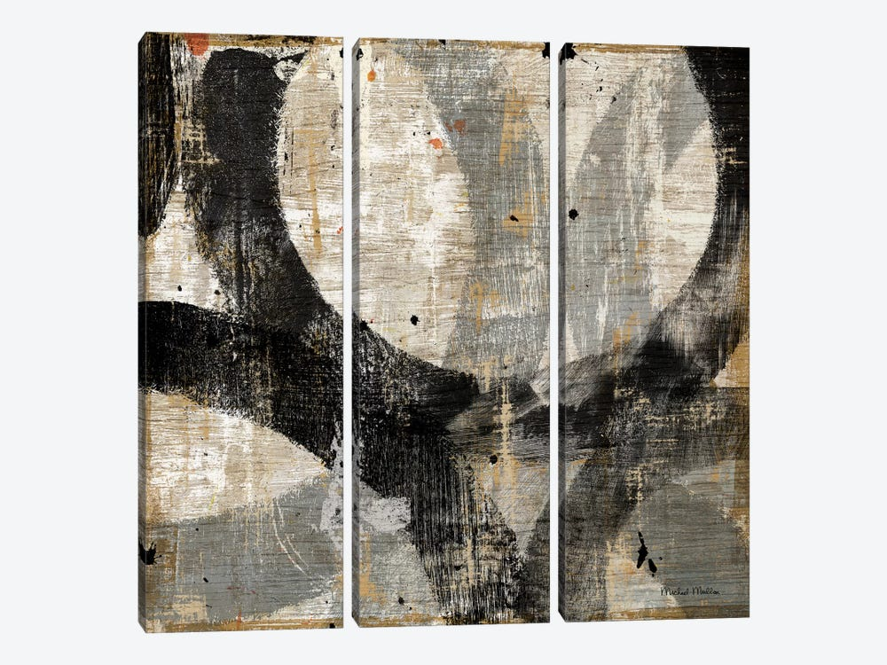 Industrial III by Michael Mullan 3-piece Canvas Art