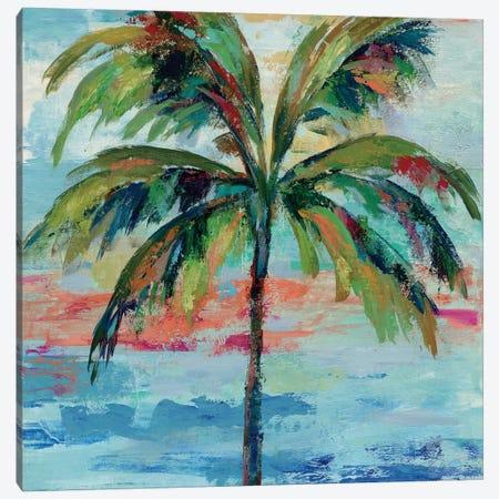California Palm I Canvas Print #WAC4067} by Silvia Vassileva Canvas Wall Art
