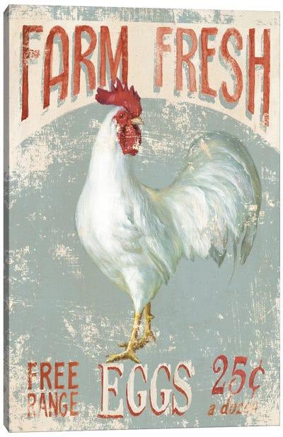 Farm Nostalgia III Canvas Art Print