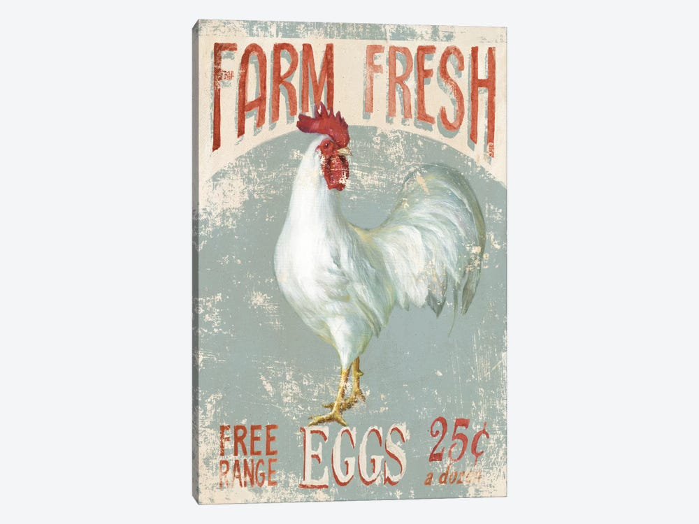 Farm Nostalgia III by Danhui Nai 1-piece Art Print