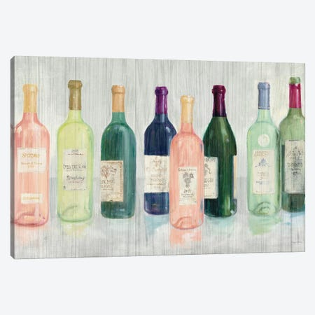 Keeping Good Company on Wood Canvas Print #WAC4160} by Avery Tillmon Canvas Art