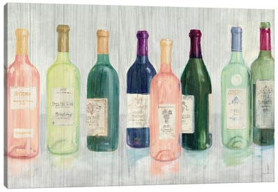 Keeping Good Company on Wood Canvas Print #WAC4160