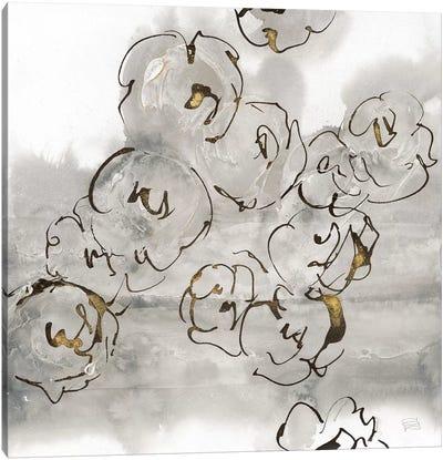 Gold Dust II Canvas Art Print