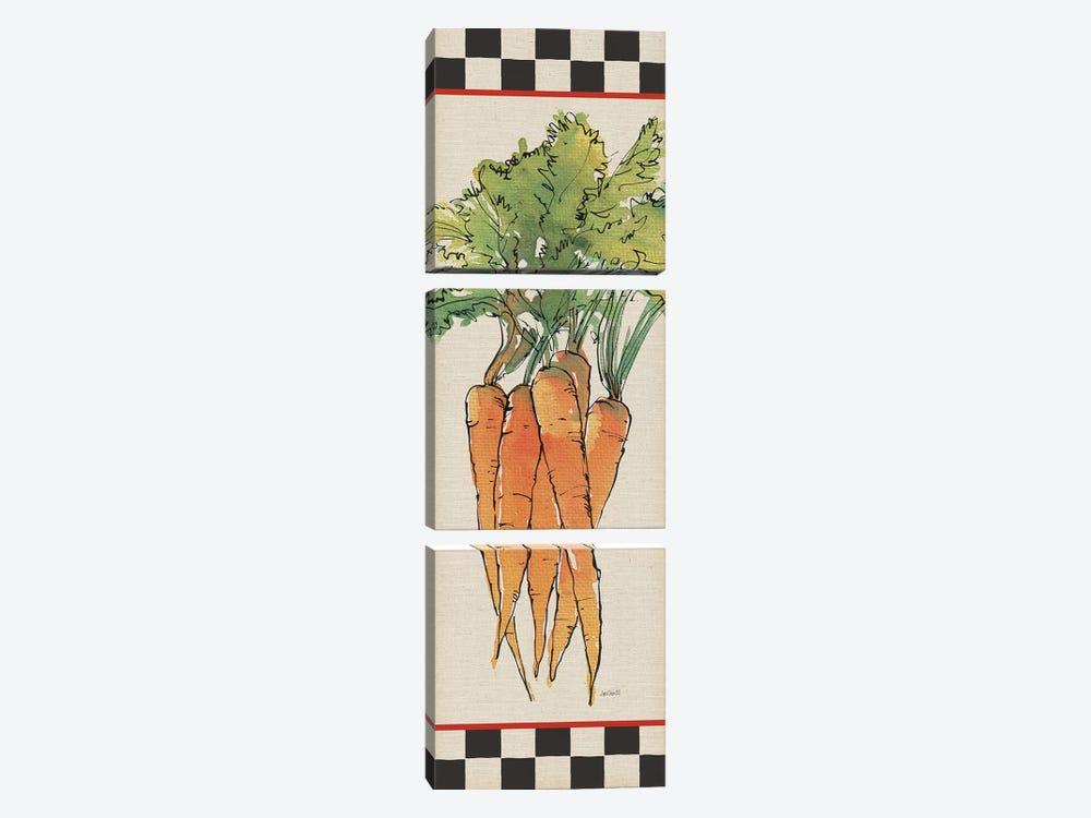 Farmer's Feast VII by Anne Tavoletti 3-piece Canvas Art