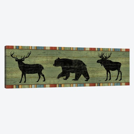 Lake Lodge XIV 3-Piece Canvas #WAC4188} by Sue Schlabach Canvas Artwork