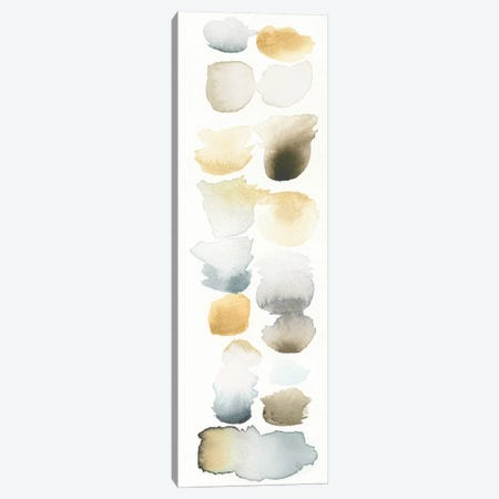 Watercolor Swatch Panel (Neutral) II Canvas Print #WAC4200} by Elyse DeNeige Canvas Print