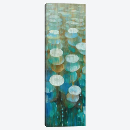 Raindrops II Canvas Print #WAC4211} by Danhui Nai Canvas Wall Art