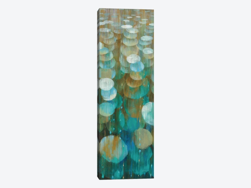 Raindrops III 1-piece Canvas Wall Art