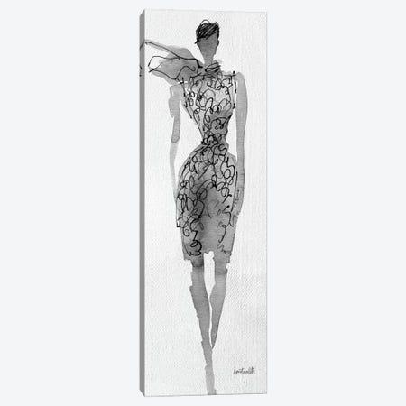 Fashion Sketchbook VIII Canvas Print #WAC4222} by Anne Tavoletti Canvas Print