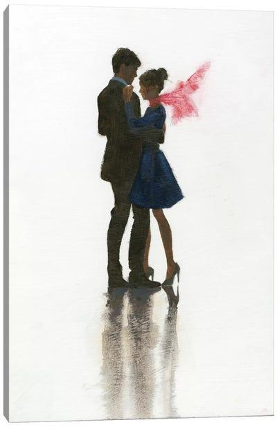 The Embrace II Canvas Art Print