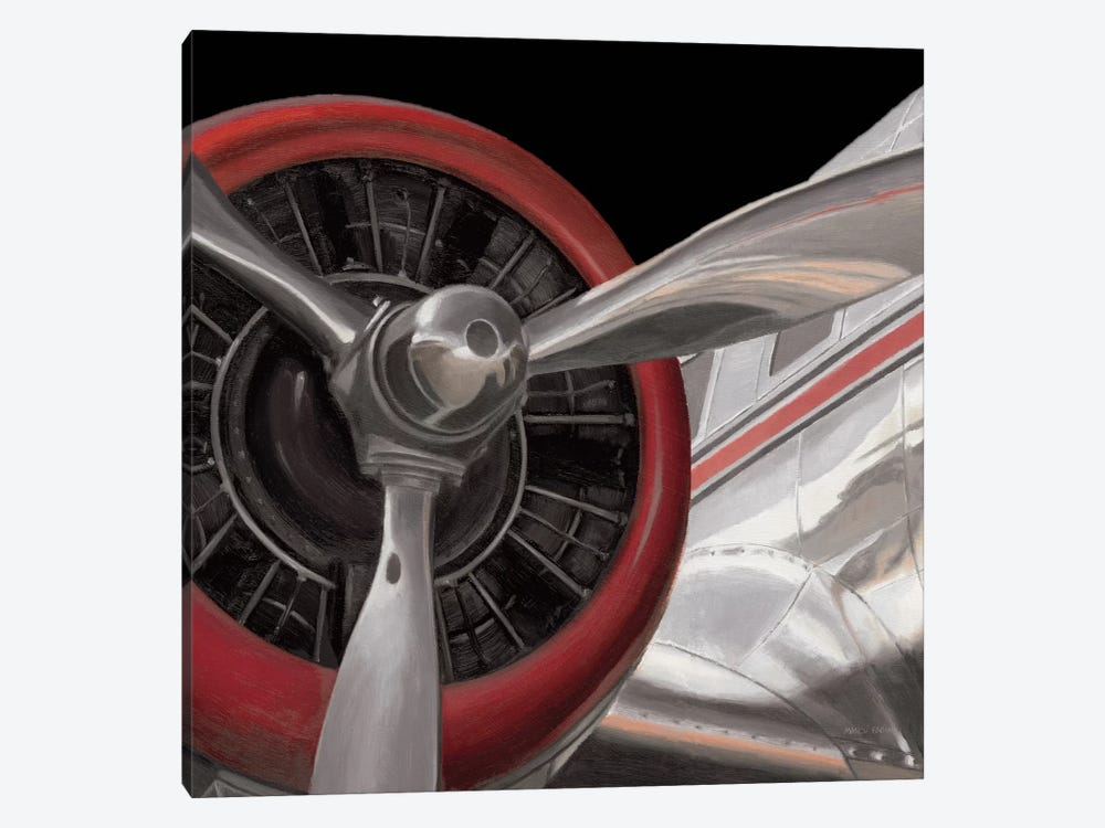 Travel By Air II by Marco Fabiano 1-piece Art Print