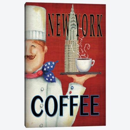 Worlds Best Chef I  Canvas Print #WAC424} by Daphne Brissonnet Canvas Art Print