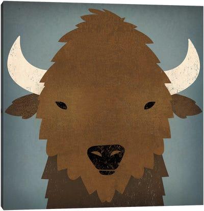 Buffalo II Canvas Print #WAC4250