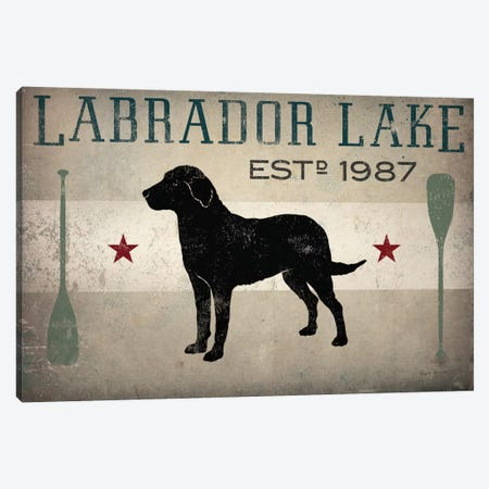 Labrador Lake II Canvas Print #WAC4251} by Ryan Fowler Canvas Art