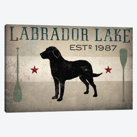 Labrador Lake II Canvas Print #WAC4251} by Ryan Fowler Canvas Art