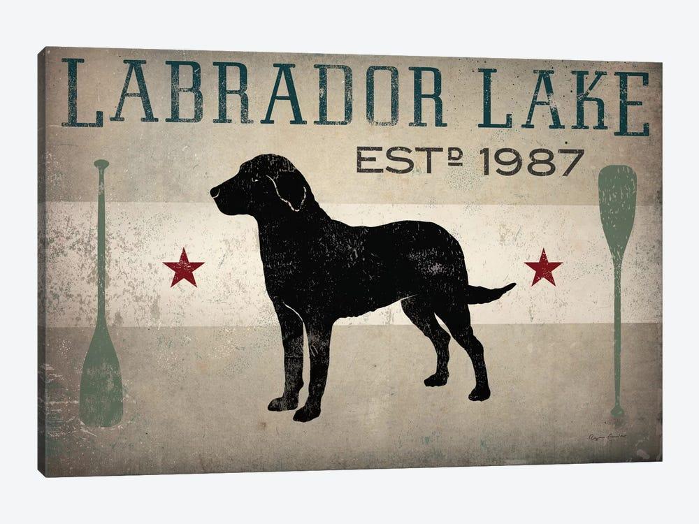 Labrador Lake II by Ryan Fowler 1-piece Art Print