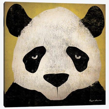 Panda Canvas Print #WAC4255} by Ryan Fowler Art Print