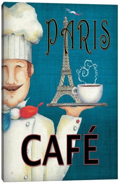 Worlds Best Chef II  Canvas Print #WAC425