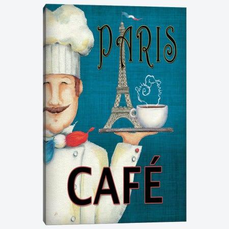 Worlds Best Chef II  Canvas Print #WAC425} by Daphne Brissonnet Canvas Print