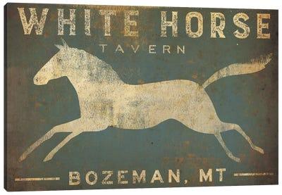 White Horse Tavern Canvas Art Print