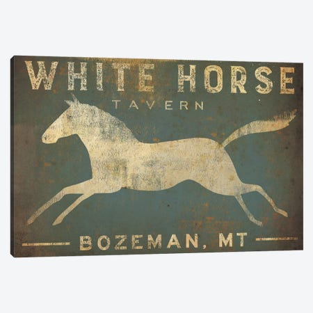 White Horse Tavern 3-Piece Canvas #WAC4262} by Ryan Fowler Canvas Print