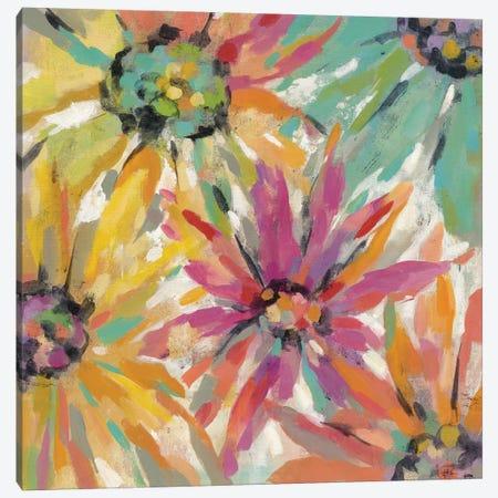 Abstracted Petals II Canvas Print #WAC4266} by Silvia Vassileva Canvas Wall Art