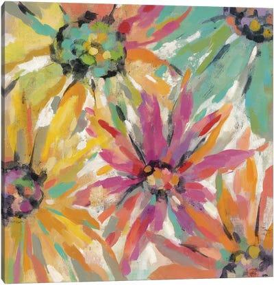 Abstracted Petals II Canvas Print #WAC4266
