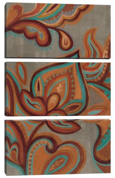 Bohemian Paisley II Canvas Art Print