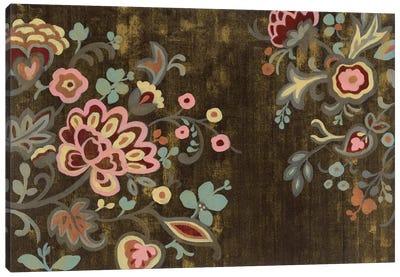 Decorative Paisley Canvas Art Print
