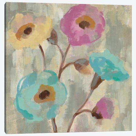 Fog And Flowers II Canvas Print #WAC4275} by Silvia Vassileva Canvas Art Print