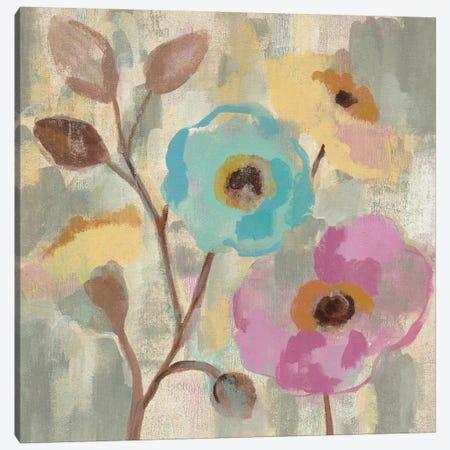 Fog And Flowers III Canvas Print #WAC4276} by Silvia Vassileva Canvas Print