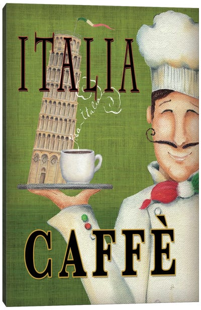 Worlds Best Chef IV  Canvas Art Print