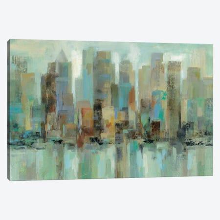 Morning Reflections Canvas Print #WAC4282} by Silvia Vassileva Art Print
