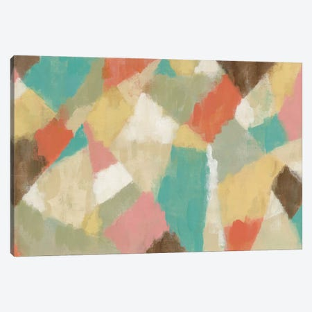 Pinwheel Canvas Print #WAC4287} by Silvia Vassileva Canvas Art