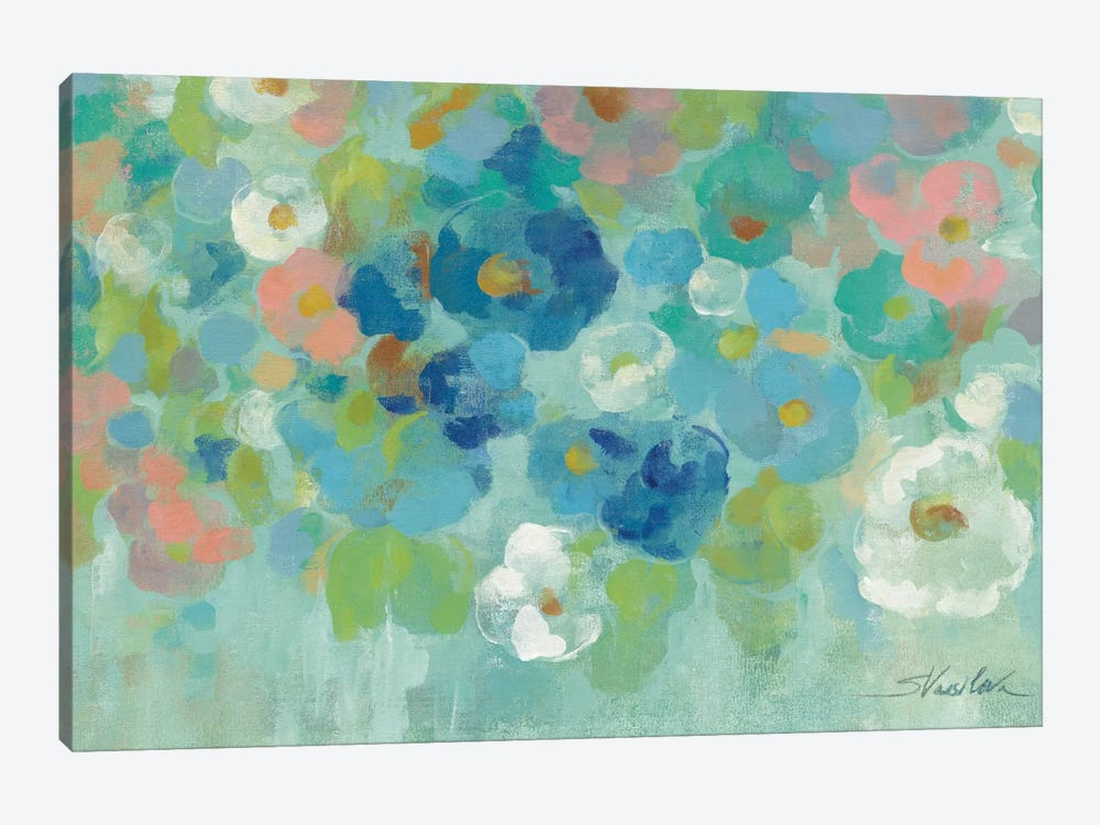 Spring Aroma I by Silvia Vassileva 1-piece Canvas Artwork