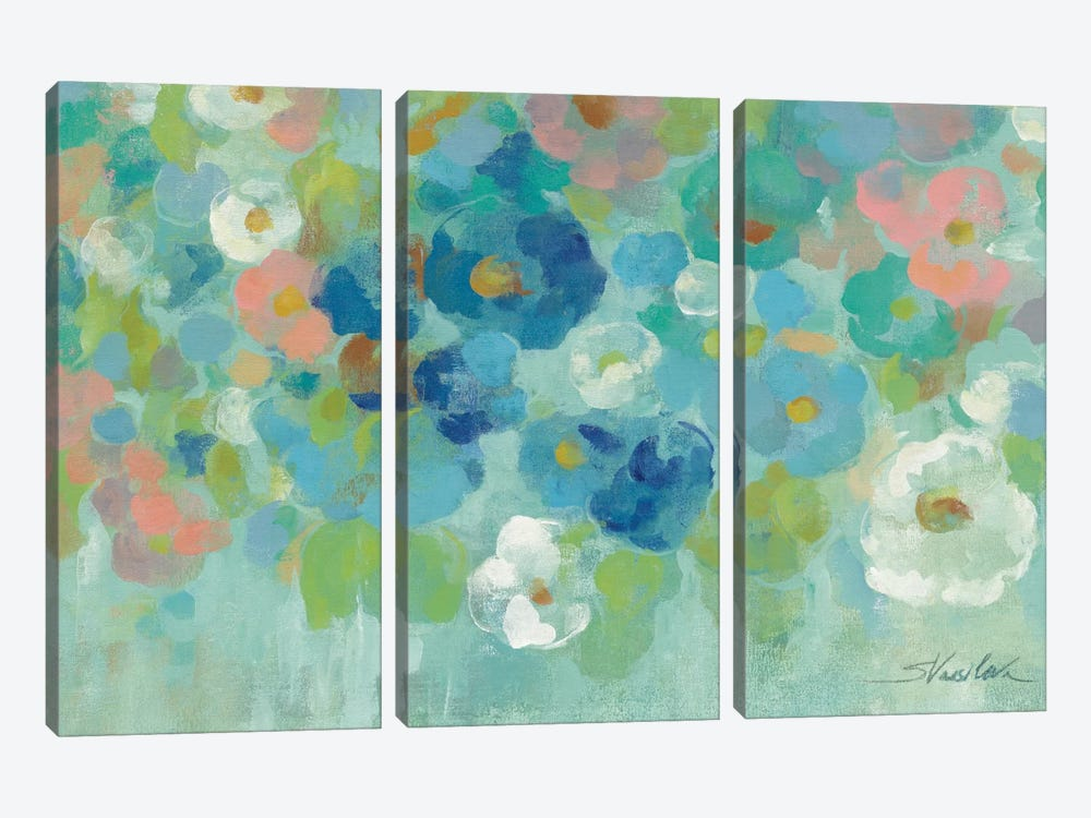 Spring Aroma I by Silvia Vassileva 3-piece Canvas Art