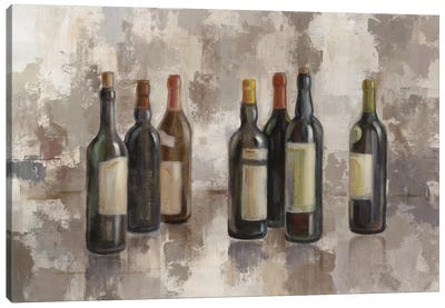 Vino Marsala Canvas Art Print