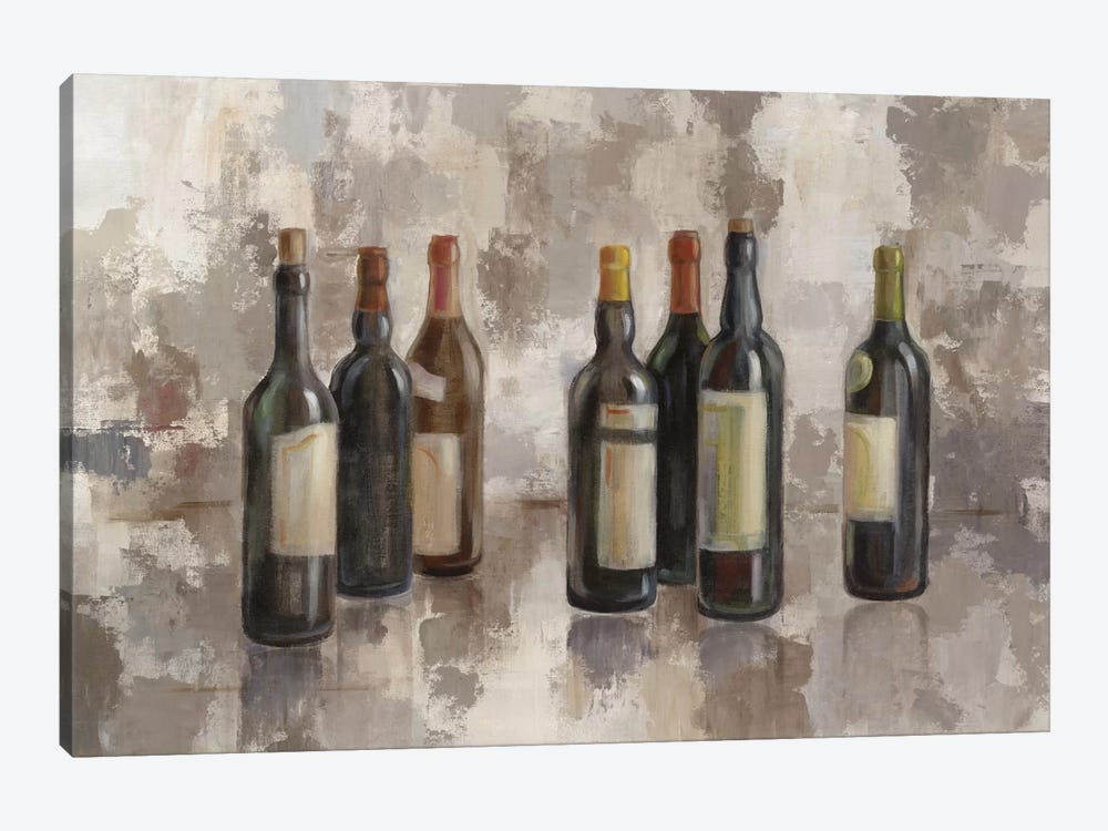 Vino Marsala by Silvia Vassileva 1-piece Canvas Art Print