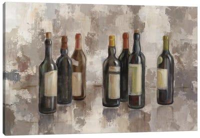 Vino Marsala Canvas Art Print