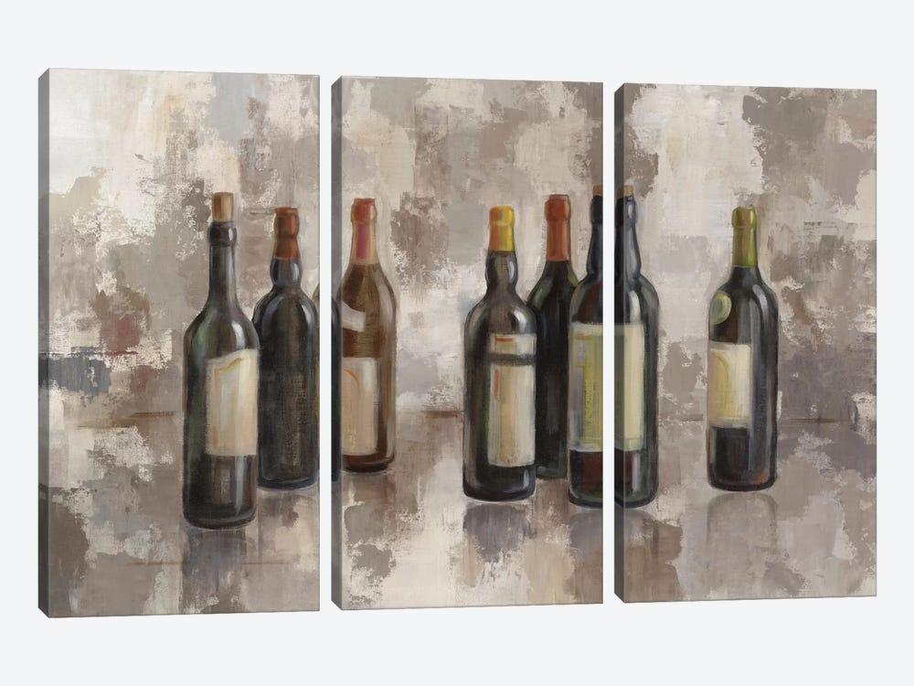Vino Marsala by Silvia Vassileva 3-piece Art Print