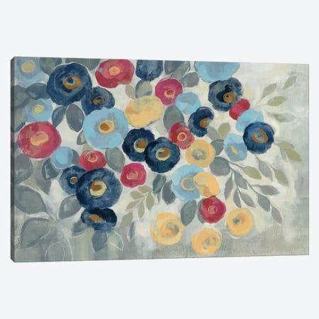 Winter Flowers I Canvas Print #WAC4295} by Silvia Vassileva Canvas Print