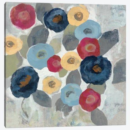 Winter Flowers II 3-Piece Canvas #WAC4296} by Silvia Vassileva Canvas Print
