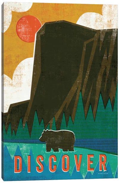 Big Sky IV Canvas Print #WAC4303