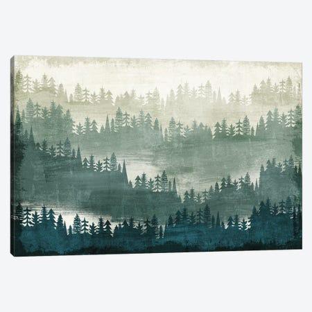 Mountainscape I Canvas Print #WAC4326} by Michael Mullan Canvas Print